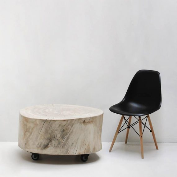 Tree Stump Coffee Table - WOODSWAN - INDY NDY102