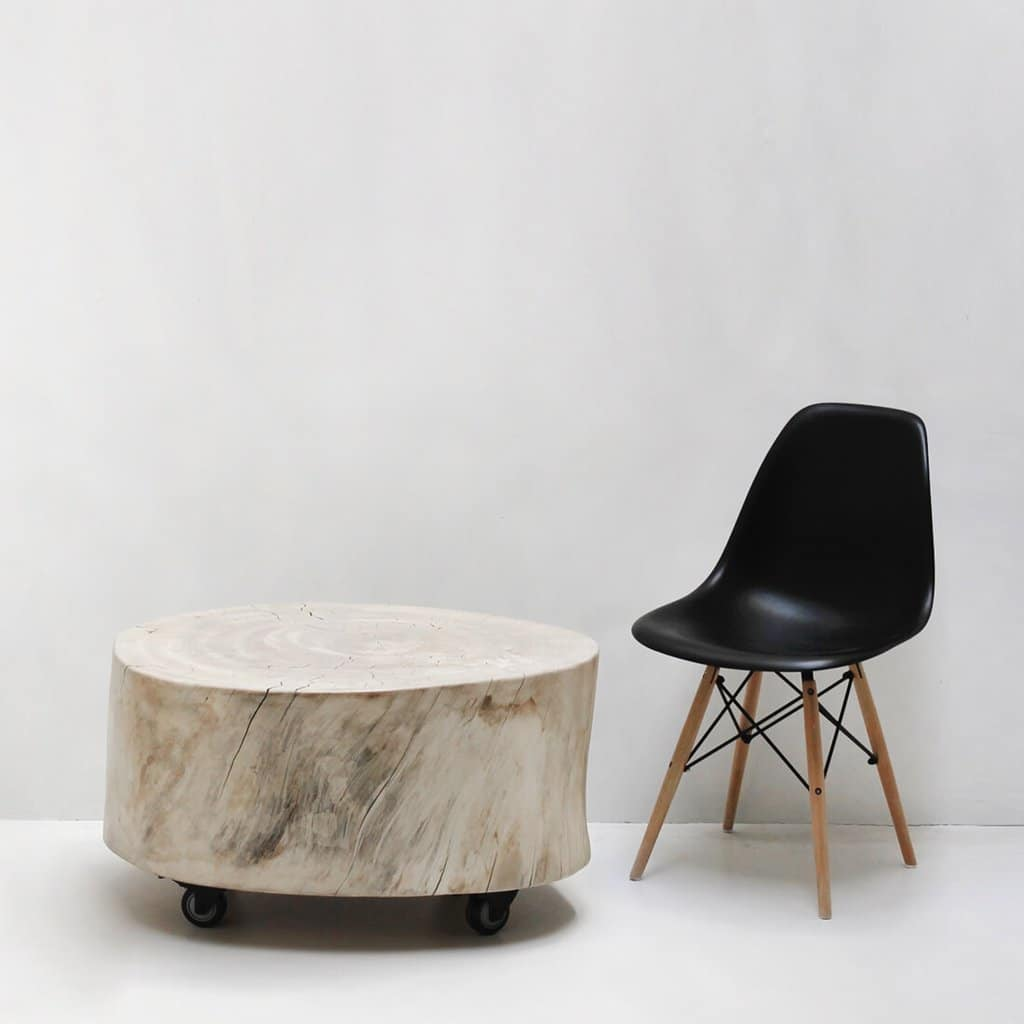 Tree Stump Coffee Table - WOODSWAN - INDY NDY102